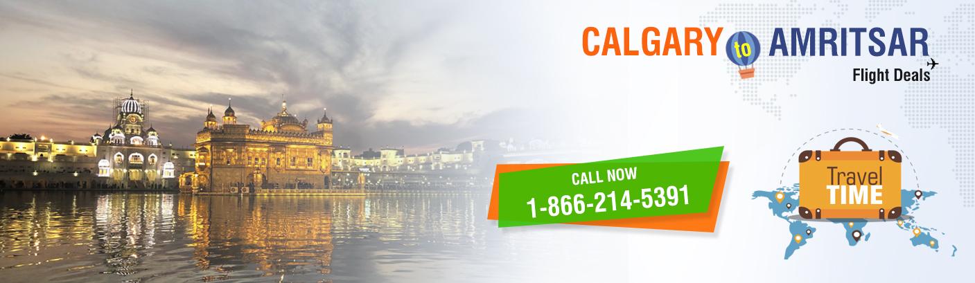 Calgary-to-Amritsar-flights