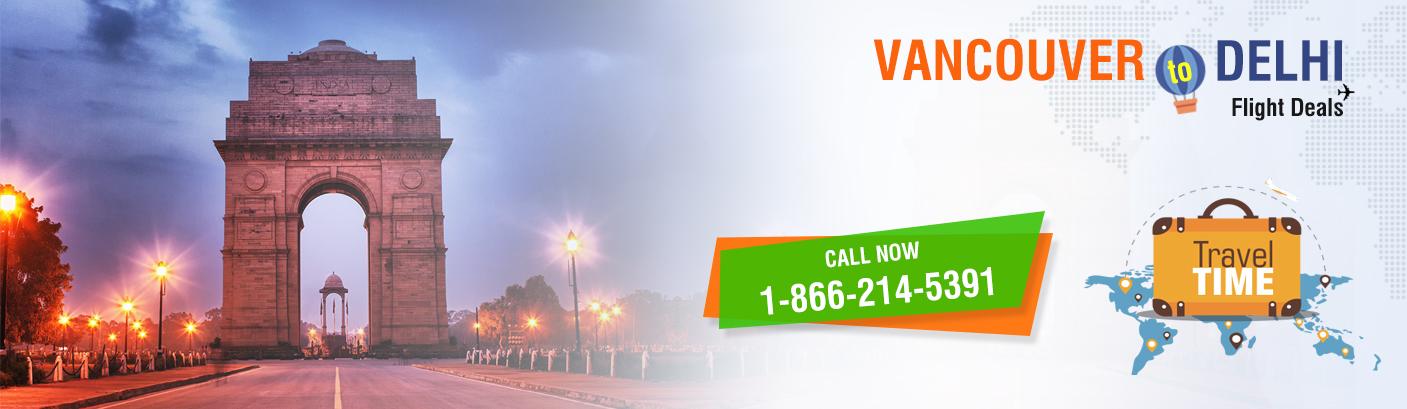 vancouver-to-delhi-flights